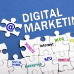 Digital marketing and SEO strategies for online referrals