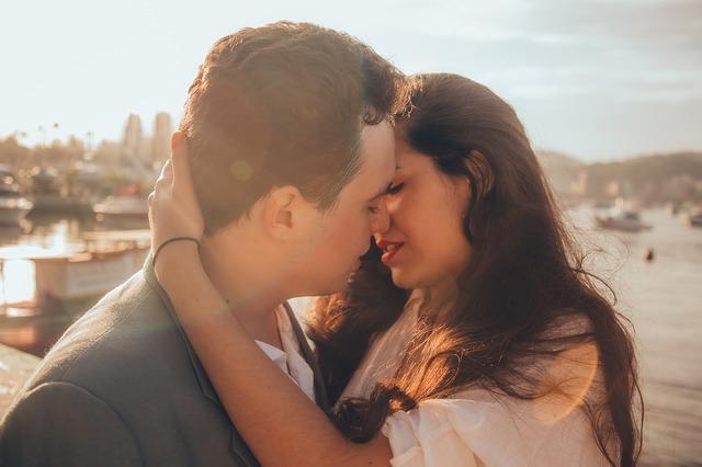 affection, hugging, kissing