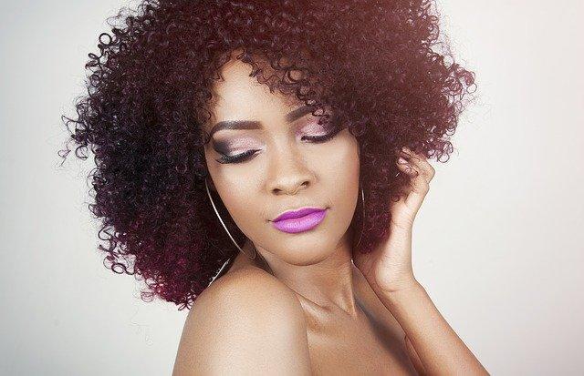 hair, lipstick, girl