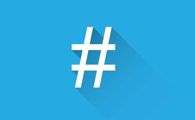 social media, hashtag, hashtags