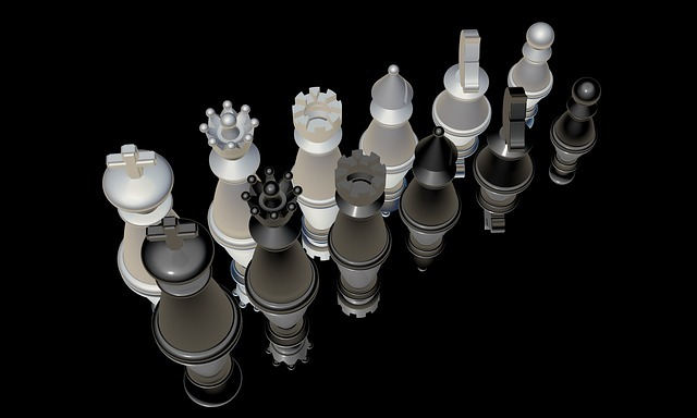chess, chess pieces, figures