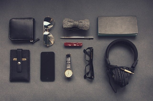 gadgets, office, equipment