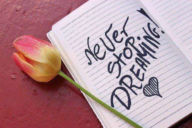 dreams, motivation, notes