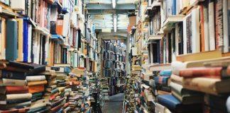 Books, Library, Education, Literature