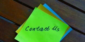 write to us for any questions you have for us